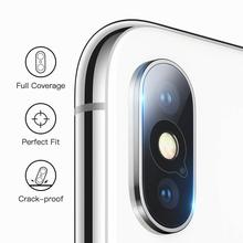 Rock 2pcs 0.15MM Camera Len Film Tempered Glass for iPhone Series XS Max XS XR Camera