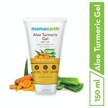 Mamaearth Aloe Turmeric Gel for Skin & Hair 150ml