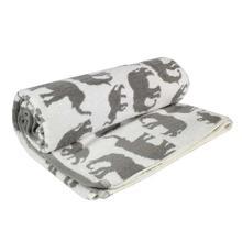 Printed Cotton Bath Towel - Large