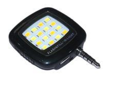 Selfie Flash Light For Smartphone 16 LED Light