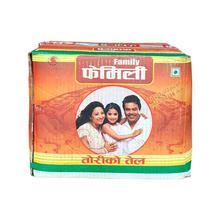 Family Mustard Oil Box Pack (1ltr)