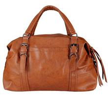 Black Matte Travel Duffle Bag