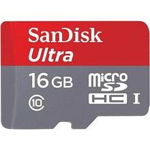 SanDisk Extreme High Speed MicroSD Card - 16GB