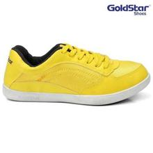 Goldstar Yellow/White BNT 2 Casual Shoes For Men