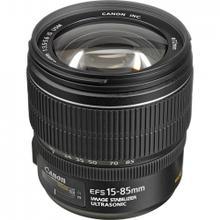 Canon EFS 15-85mm f/3.5-5.6ISU Lens
