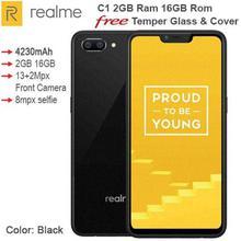"Realme C1 2GB 16GB 13+2mp Back Camera, 8mp Selfie Camera, 6.2"" Display, 4230mh Battery"