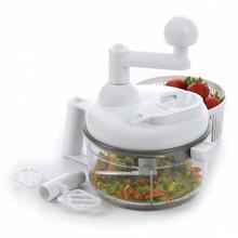 Swift Chopper Manual Food Processor Food Chopper Salad Spinner