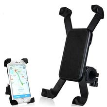 Universal Bike Phone Stand PVC Bicycle Handlebar Mount Holder For iPhone Samsung etc. Cellphone Cycling Accessories