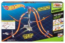 Mattel BMK61 hot wheels track construction tower entertain