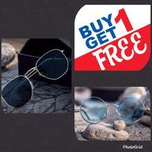 Buy 1 Get 1 FREE Trendy Cool Unisex Sunglasses