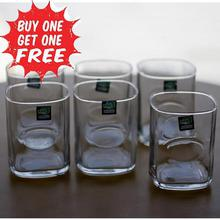 BUY Deli Whiskey 1 Glass Set Of 6 Glasses JS-69115 And Get Another Set Free