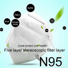 SALE - Pack 5: 7 Layer Sanitary Disposables Masks For