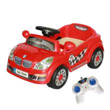 Red Electric Remote Control Ride On Toys Car For Kids