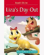 Read & Shine - Liza'S Day Out (Amazing World Of Animals Serie) By Manmeet Narang
