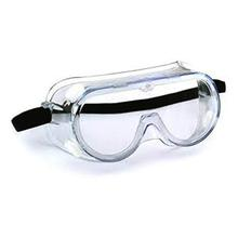 Clear safety goggles.