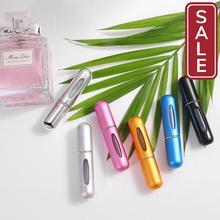 SALE - MUB - 5ml Refillable Portable Mini Perfume (Pack of