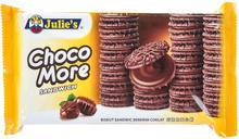 JULIE'S CHOCO MORE SANDWICH BISCUIT