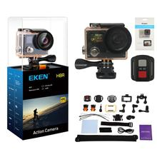 EKEN H8R Sport Action Camera DV VR 4K Ultra HD Dual Screen WiFi 2.4G Controller