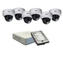 "Hikvision HD Camera Package/AHD Set ""F"""