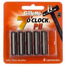 Gillette 7'O Clock PII 5's
