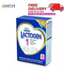 Nestle Lactogen Infant Formula Powder 1-400 gm