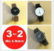 Bulbul Buy 2 Get 1 Free Analog Unisex Watch