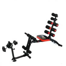 Advance  Six Pack Care With Cycle  /Fitness Machine/ New Revolutionary Machine for Abdominal Exercise 23 in 1 Function