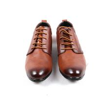 Lace-up Casual Shoes For Men-Brown