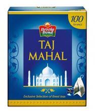 TAJ MAHAL TEA BAGS BLACK