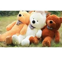 Soft & Cuddly Jumbo Teddy Bear