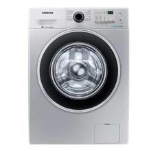 Samsung WW80J4213GS 8 Kg Fully Automatic Front Load Washing Machine - (Silver)