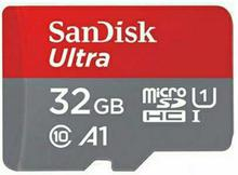 SanDisk 32Gb Ultra Micro SD Card