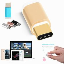Micro Usb 2.0 Female To Male Date Type C 3.1 Converter / Adapter