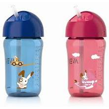 Grown Up Cup 12M Plus 260/90z (Pink & Blue)