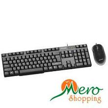 Keyboard & Mouse Combo PCCS1001