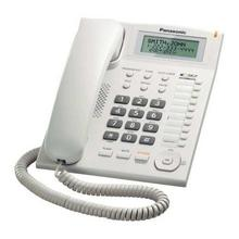 Panasonic KX-TS880MX Master Set Corded Telephone - (White)
