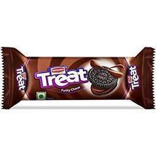 Britannia Funky Choco Biscuit, 60gm