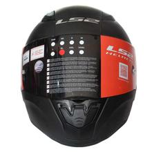 LS2  Rapid Matte Full Helmet - Black