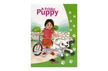 A Frisky Puppy (Tej Prakash Shrestha)