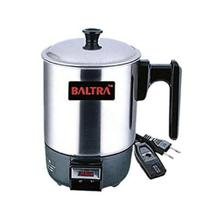 Baltra BHC-101 Electric Heating Cup 11cm - (Chrome/Black)