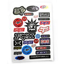 Decals (stickers) - Fox