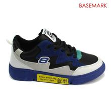 BASEMARK Blue Patches Sneakers For Women