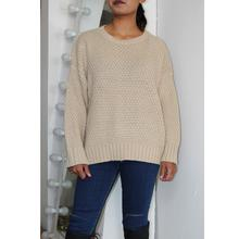 Knitted Turtleneck Sweater For Women