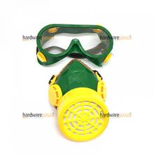 Safety Mask and Goggles