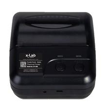 xLAB Portable Pocket XP-80B - Mobile Thermal Printer