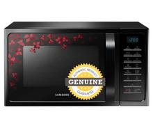 Samsung MC28H5025VB/TL 28Ltr Convection Microwave Oven with Tandoor Technology - Black