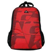 Fastrack Red Laptop Backpack For Men -A0684NRD01
