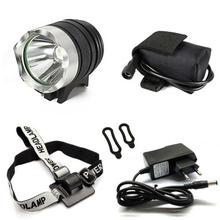 Rechargeable Bicycle Front Light