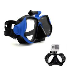 Underwater Diving Mask Swimming Glasses Goggles for GoPro