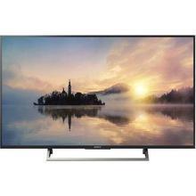Sony KD-49X7500E 49'' 4K HDR Smart LED TV - Black
